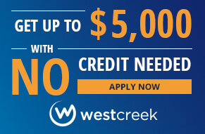 WestCreek Financial banner